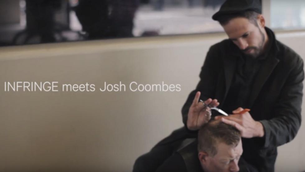 INFRINGE meets Josh Coombes