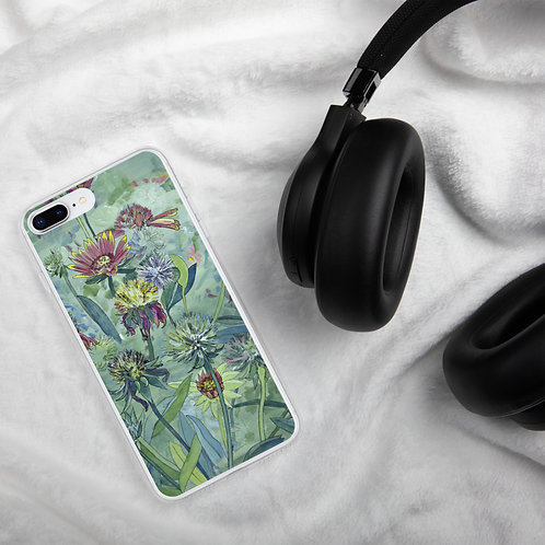 Field Flowers - iPhone Case