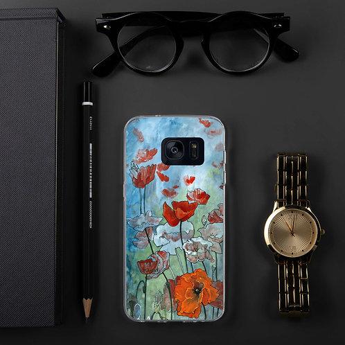 Poppies - Samsung Case