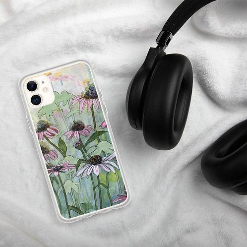 Coneflowers - iPhone Case
