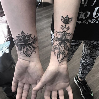 Matching tattoos_ The fact you are getti