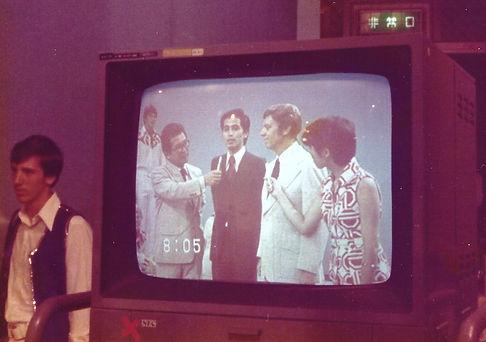 (032) 1976 SCYC-MA - Mr S on NHK Tokyo T