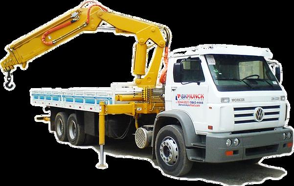 bkmunk, munck, cargas, elevação de carga, movimentação de carga, caminhão munck, Guindaste