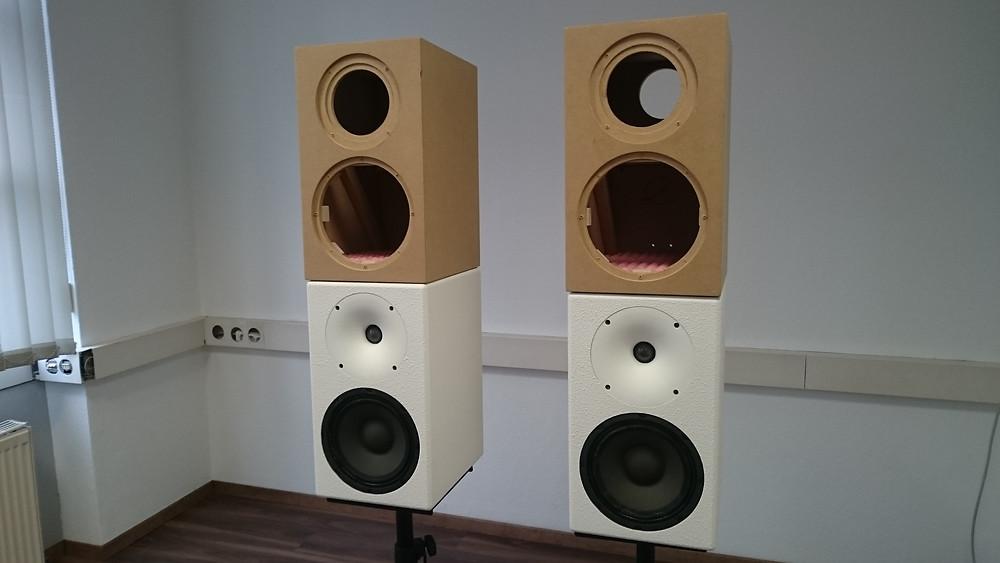 Lautsprecherbau Monacor Momo