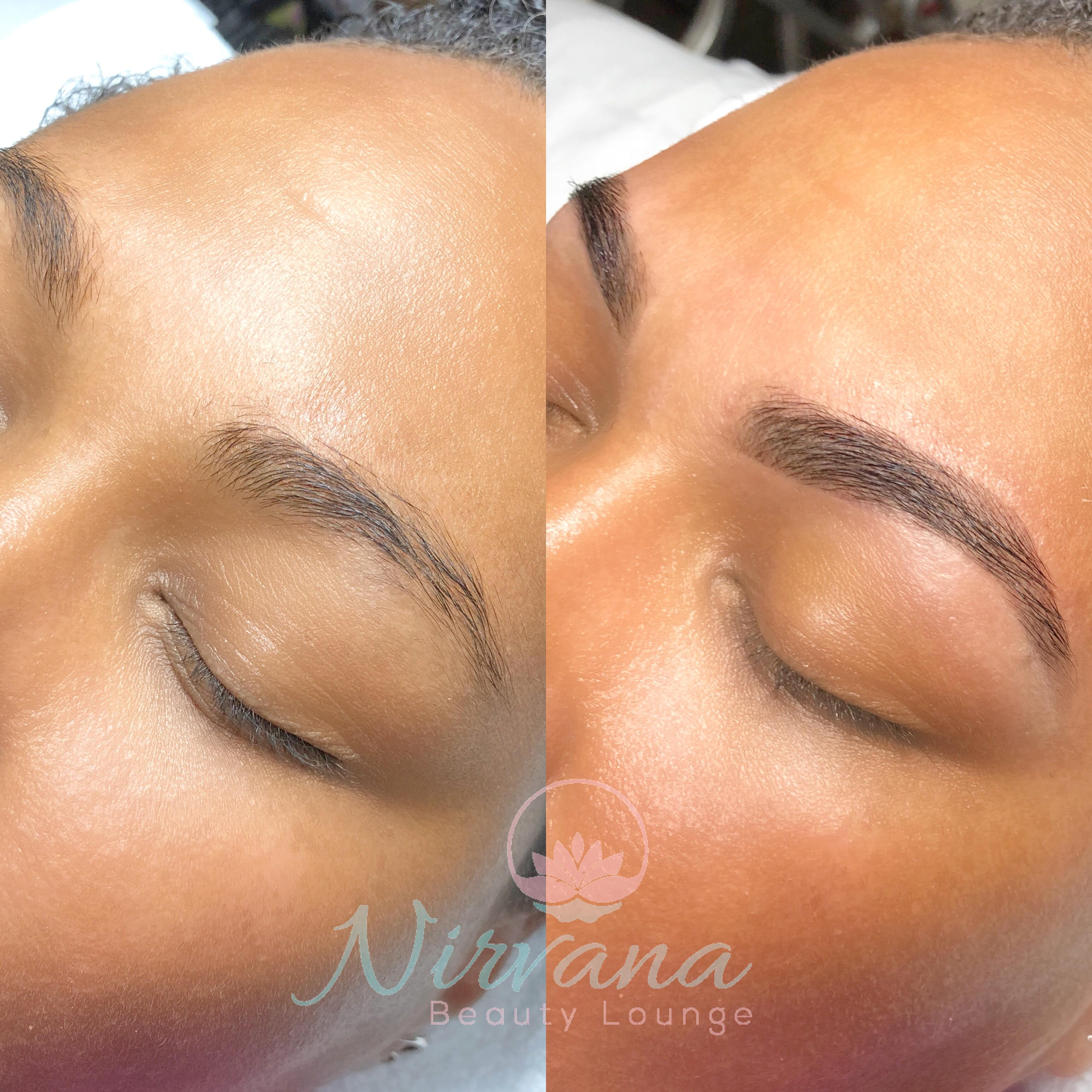 Brow Wax/Shape & Tint