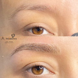 Microblading Before-After