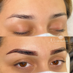 New! Ombre Powder Brows