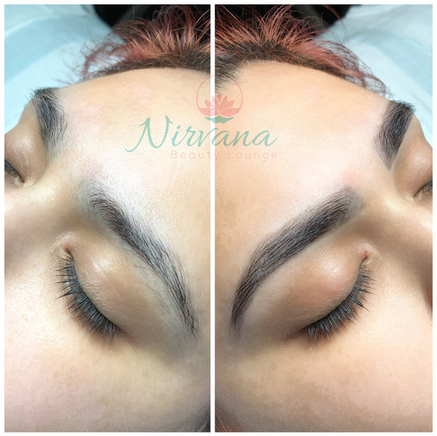 Brow Wax/Shape & Tint