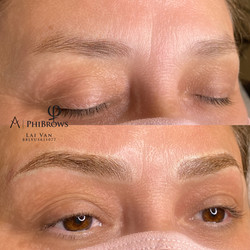 Before | After Microblading