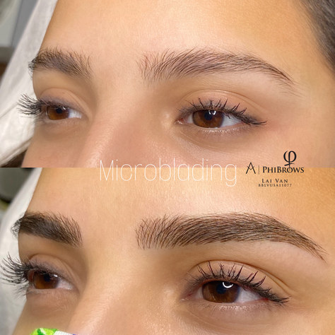 Phibrows Microblading