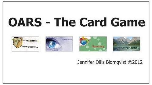 OARS Card Game