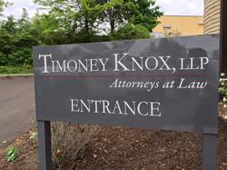 Timoney Knox