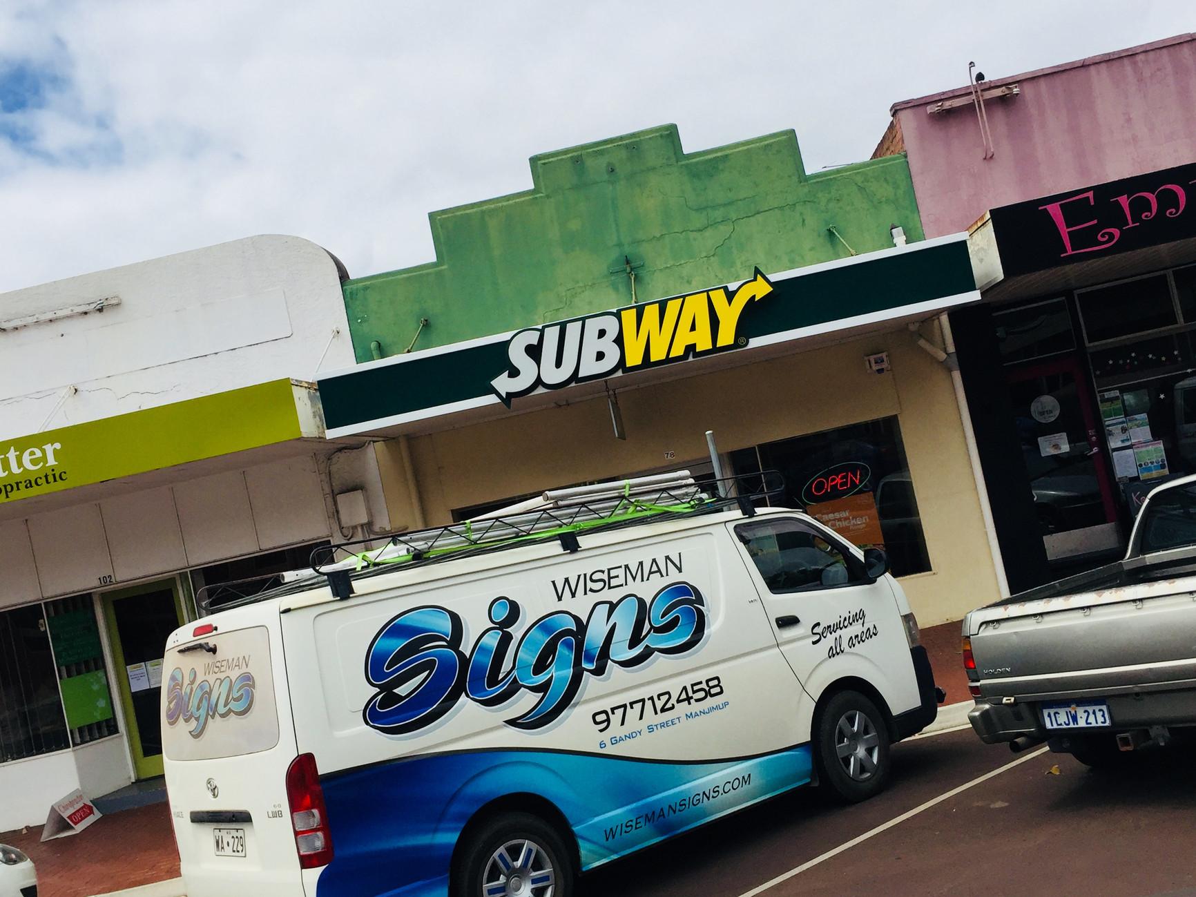 Subway Refurbishment