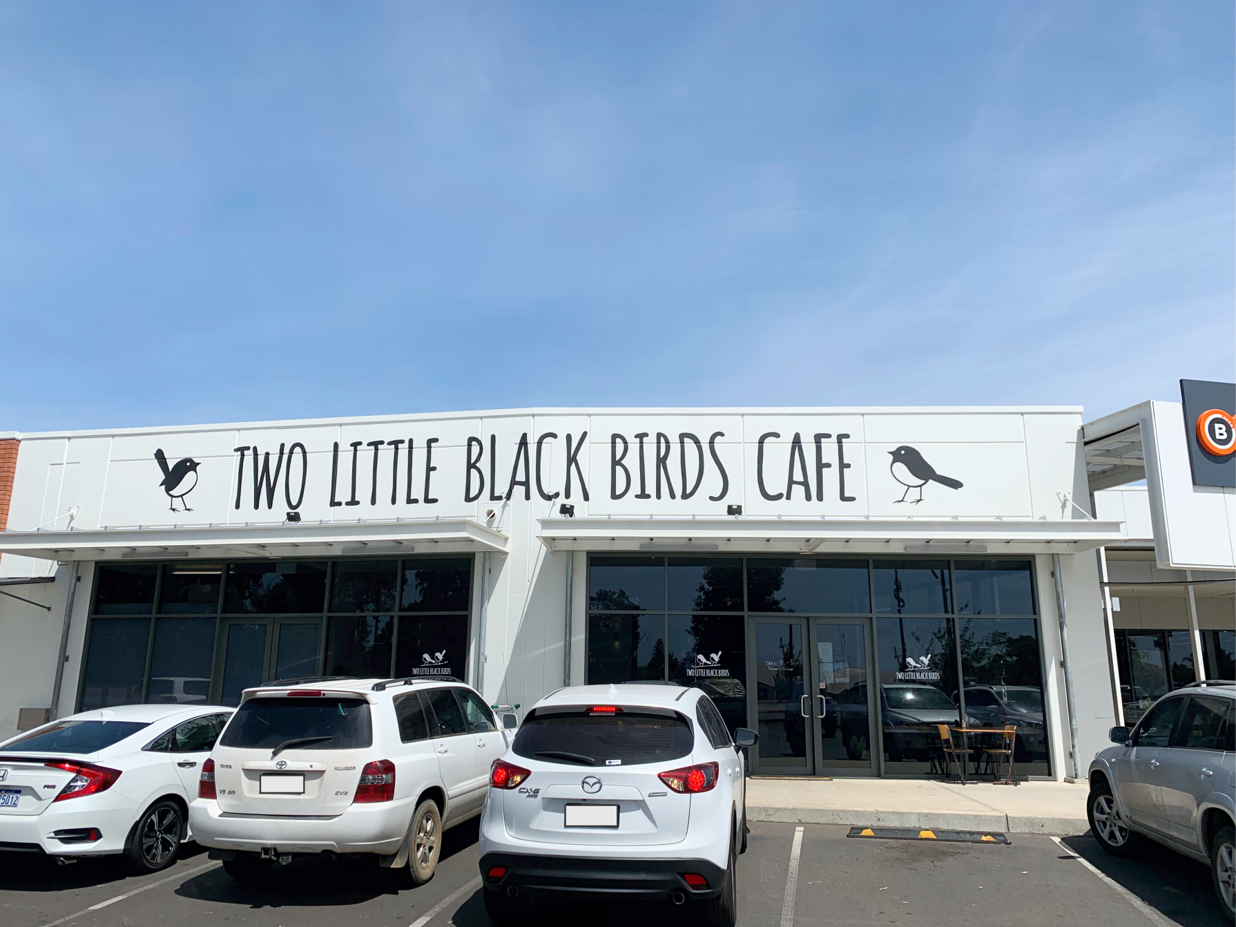 Two Little Black Birds Cafe