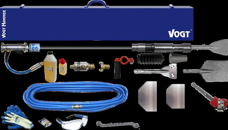 VOGT Hammer Dachdecker XL Set