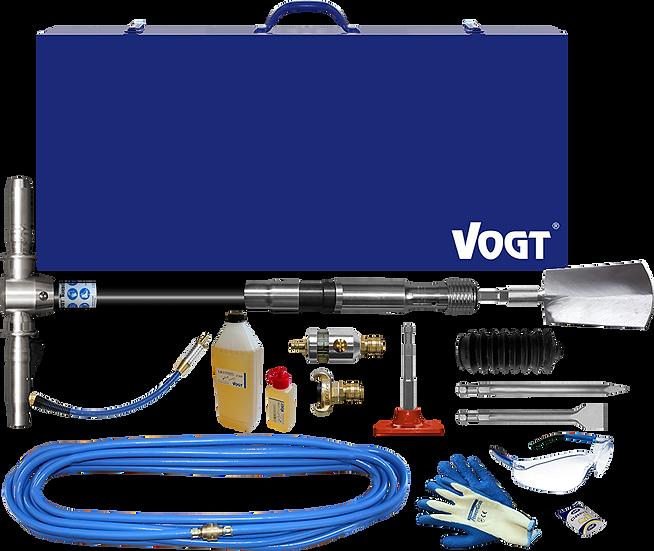 VOGT TurboSpaten Tief- und Straßenbau XL Set