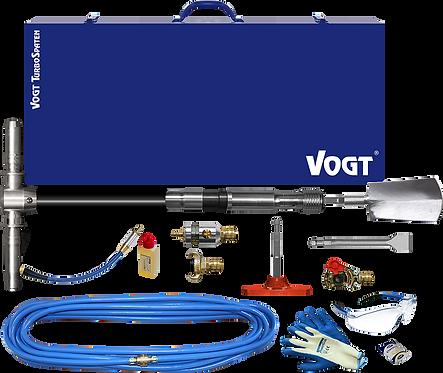 VOGT TurboSpaten Kommunal- und Behörden Basis Set