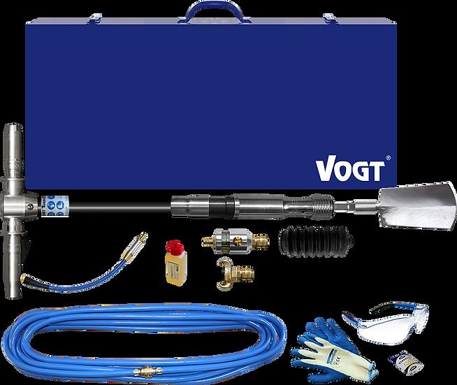 VOGT TurboSpaten Tief- und Straßenbau Basis Set