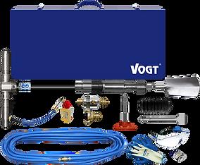 VOGT TurboSpaten Garten- und Landschaftsbau Basis Set