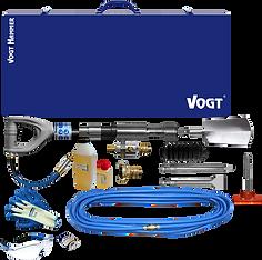 VOGT Hammer Tief- und Straßenbau XL Set