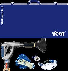 VOGT Lanze Basis-Set kurz