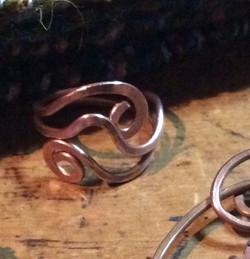 Copper Curl