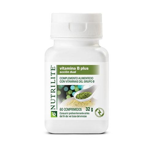 Vitamina B Plus (acción dual)
