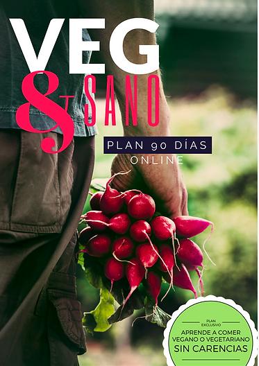 OFERTA - 50 % Plan Veg & Sano