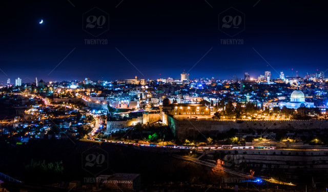 stock-photo-city-landscape-landmark-long-exposure-place-of-interest-mysterious-jerusalem-israel-nigh