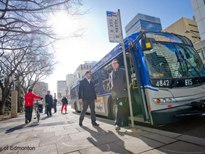 Bus Network Redesign & Beyond