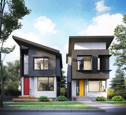 Skyward Homes Rendering
