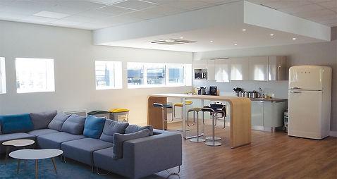 RMJD Architectes - Paris - Massy - Vinci - POA - Rénovation complète d'une plate-forme de bureaux