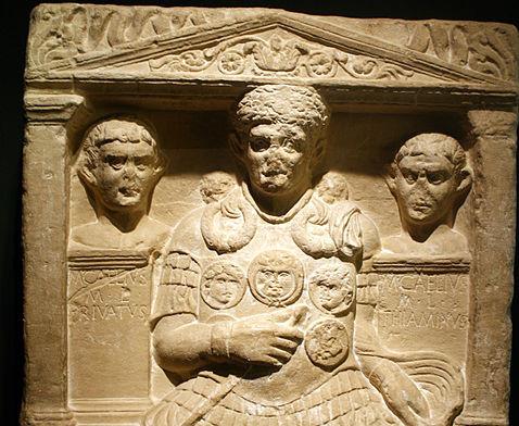 Marcus Caelius Cenotaph