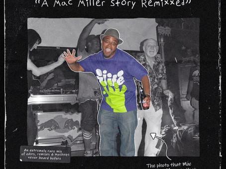 Remembering Mac Miller: Clockwork DJ's 'A Mac Miller Story Remixxed'