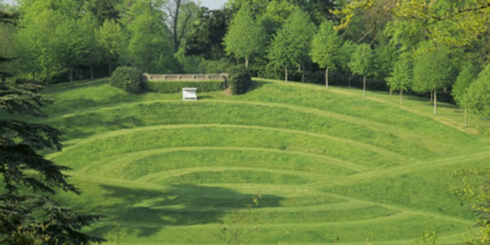 Claremont Landscape Garden, Esher, Surrey