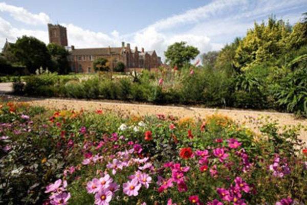 The Walled Gardens  Bridgwater & Taunton College Cannington
