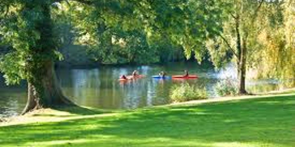 Mote Park, Maidstone, Kent