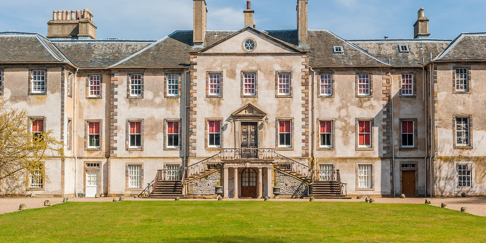 Newhailes House and Gardens