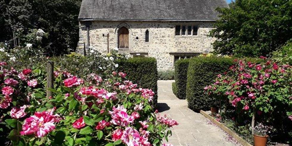 The 1620s House & Garden