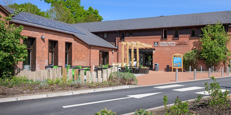 Wolseley Centre, Staffordshire Wildlife Trust, Stafford