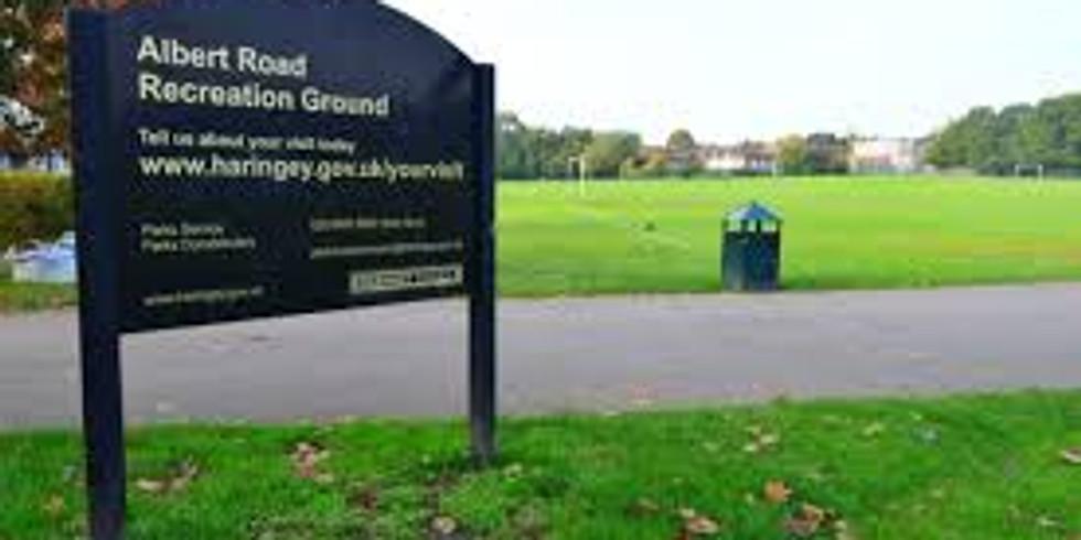 Albert Road Recreation Ground, Haringey
