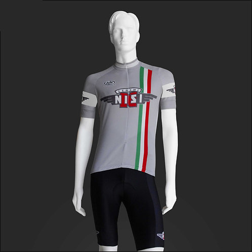 Bib Tight and Jersey Short Sleeves NISI