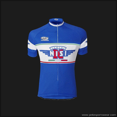 Cycling Jersey Short Sleeves NISI