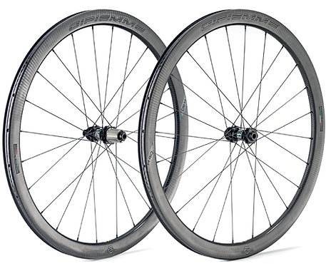 GPM C40 CARBON DISC Tubeless ready