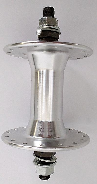 Front Fixed silver  hub 32 holes loseball