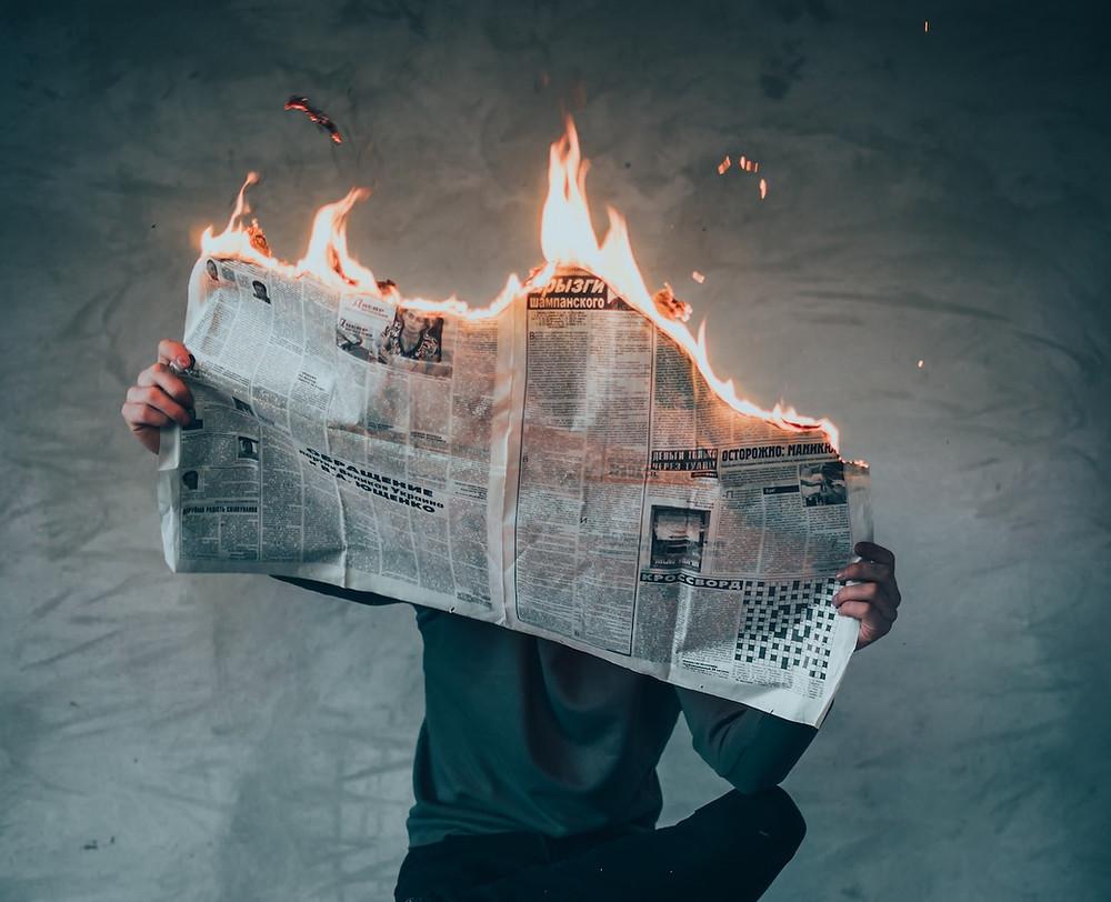 news overload