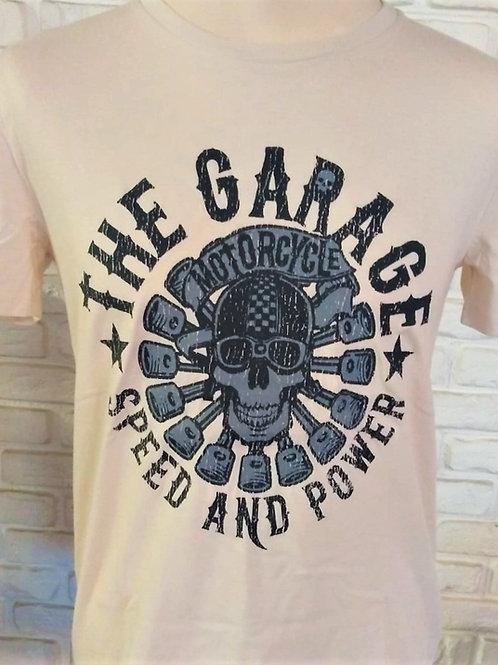 T-shirt vintage pistoni
