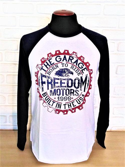 T-shirt baseball corona