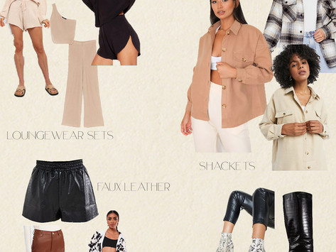WANTS: Fall Style