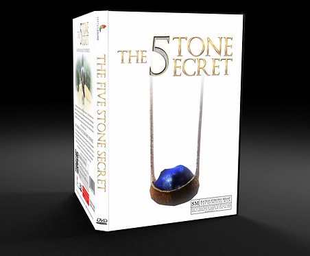 The Five Stone Secret DVD (2.5 Hours)